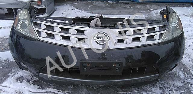 Бампер Renault Megane - 3 поколение - REN00595